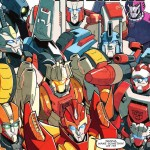 Transformers Writer James Roberts to attend TFcon Chicago 2014