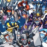 Transformers Artist Alex Milne to attend TFcon Chicago 2014