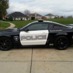 Transformers Movie Barricade Car to attend TFcon Chicago 2014