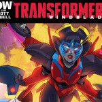 Transformers Artist Corin Howell to attend TFcon Charlotte 2015