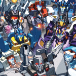 Transformers Artist Alex Milne to attend TFcon Charlotte 2015