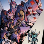 Transformers Artist Brendan Cahill to attend TFcon Charlotte 2015