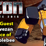 Dan Gilvezan the voice of G1 Bumblebee to attend TFcon Charlotte