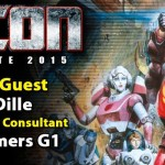 Transformers Writer Flint Dille to attend TFcon Charlotte 2015