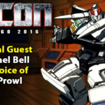 Transformers Voice Actor Michael Bell to attend TFcon Chicago 2016