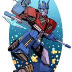 Transformers Artist Corin Howell to attend TFcon Chicago 2016