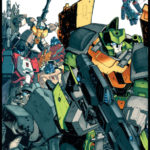 Transformers Artist Nick Roche to attend TFcon Chicago 2016