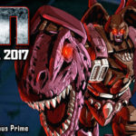 David Kaye the voice of Beast Wars Megatron at TFcon DC 2017