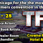 TFcon USA 2018 announced: October 26th – 28th in Chicago