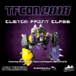 TFcon Chicago 2018 Customizing Class figure revealed