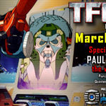 Transformers voice actor Paul Eiding joins the G1 Reunion at TFcon Los Angeles 2019