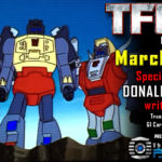 Transformers writer Donald F. Glut joins the G1 Reunion at TFcon Los Angeles 2019