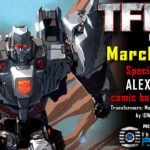 Transformers Artist Alex Milne to attend TFcon Los Angeles 2019