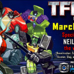 Transformers voice actor Neil Ross joins the G1 Reunion at TFcon Los Angeles 2019