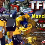 Transformers voice actor Dan Gilvezan joins the G1 Reunion at TFcon Los Angeles 2019