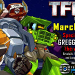 Transformers voice actor Gregg Berger joins the G1 Reunion at TFcon Los Angeles 2019