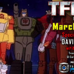 Transformers writer David Wise joins the G1 Reunion at TFcon Los Angeles 2019