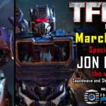 Transformers Voice Actor Jon Bailey to attend TFcon Los Angeles 2019