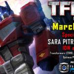 Transformers Artist Sara Pitre-Durocher to attend TFcon Los Angeles 2019