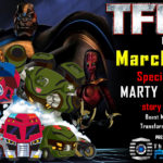 Transformers writer Marty Isenberg to attend TFcon Los Angeles 2019