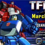 Transformers voice actor Danny Mann joins the G1 Reunion at TFcon Los Angeles 2019