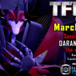Transformers voice actor Daran Norris to attend TFcon Los Angeles 2019