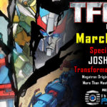 Transformers Artist Josh Perez to attend TFcon Los Angeles 2019