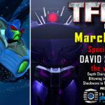 Transformers Voice Actor David Sobolov to attend TFcon Los Angeles 2019