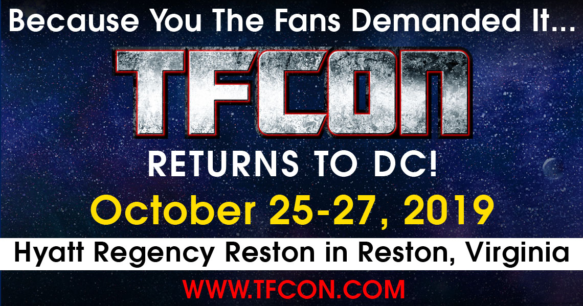 TFcon DC 2019 announced: October 25-27 in Reston, Virginia
