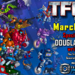 Transformers writer Douglas Booth joins the G1 Reunion at TFcon Los Angeles 2019