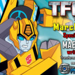 Transformers Cyberverse writer Mae Catt to attend TFcon Los Angeles 2019