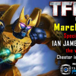 Transformers voice actor Ian James Corlett to attend TFcon Los Angeles 2019