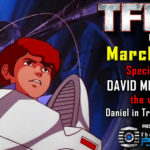 Transformers Voice Actor David Mendenhall joins the G1 Reunion at TFcon Los Angeles 2019