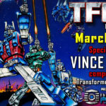 Transformers The Movie composer Vince Dicola to attend TFcon Los Angeles 2019