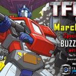 Transformers writer Buzz Dixon joins the G1 Reunion at TFcon Los Angeles 2019
