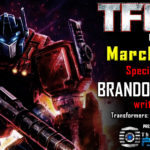 Transformers War for Cybertron writer Brandon Easton to attend TFcon Los Angeles 2019