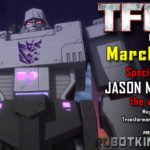 Transformers voice actor Jason Marnocha to attend TFcon Los Angeles 2019