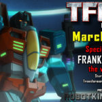 Transformers voice actor Frank Todaro to attend TFcon Los Angeles 2019
