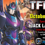 Transformers Artist Jack Lawrence to attend TFcon DC 2019