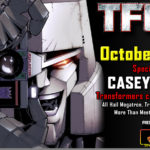 Transformers Artist Casey Coller to attend TFcon DC 2019