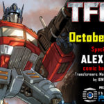 Transformers Artist Alex Milne to attend TFcon DC 2019