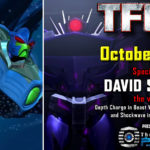 Transformers Voice Actor David Sobolov to attend TFcon DC 2019