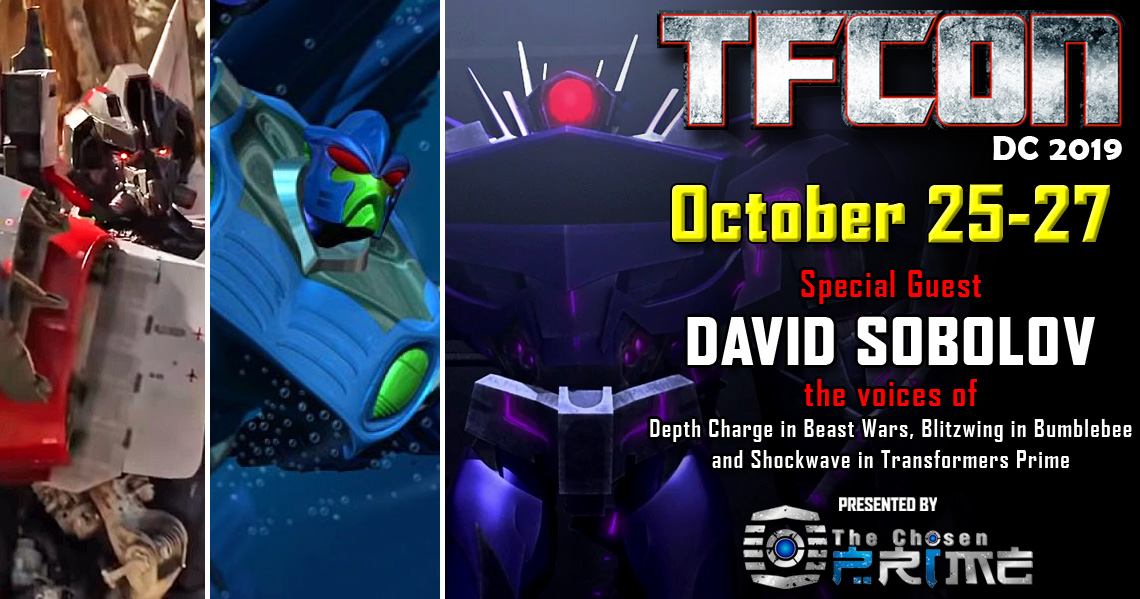 TFcon – America's largest fan-run Transformers convention