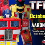 Transformers Designer Aaron Archer to attend TFcon DC 2019