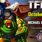 Transformers voice actor Michael McConnohie to attend TFcon DC 2019