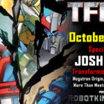 Transformers Artist Josh Perez to attend TFcon DC 2019