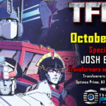 Transformers Artist Josh Burcham to attend TFcon DC 2019