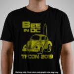 TFcon DC 2019 T-shirt revealed