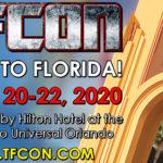 TFcon USA 2020 dates announced: March 20-22 in Orlando Florida
