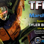 Transformers writer Tyler Bleszinski to attend TFcon Orlando 2020